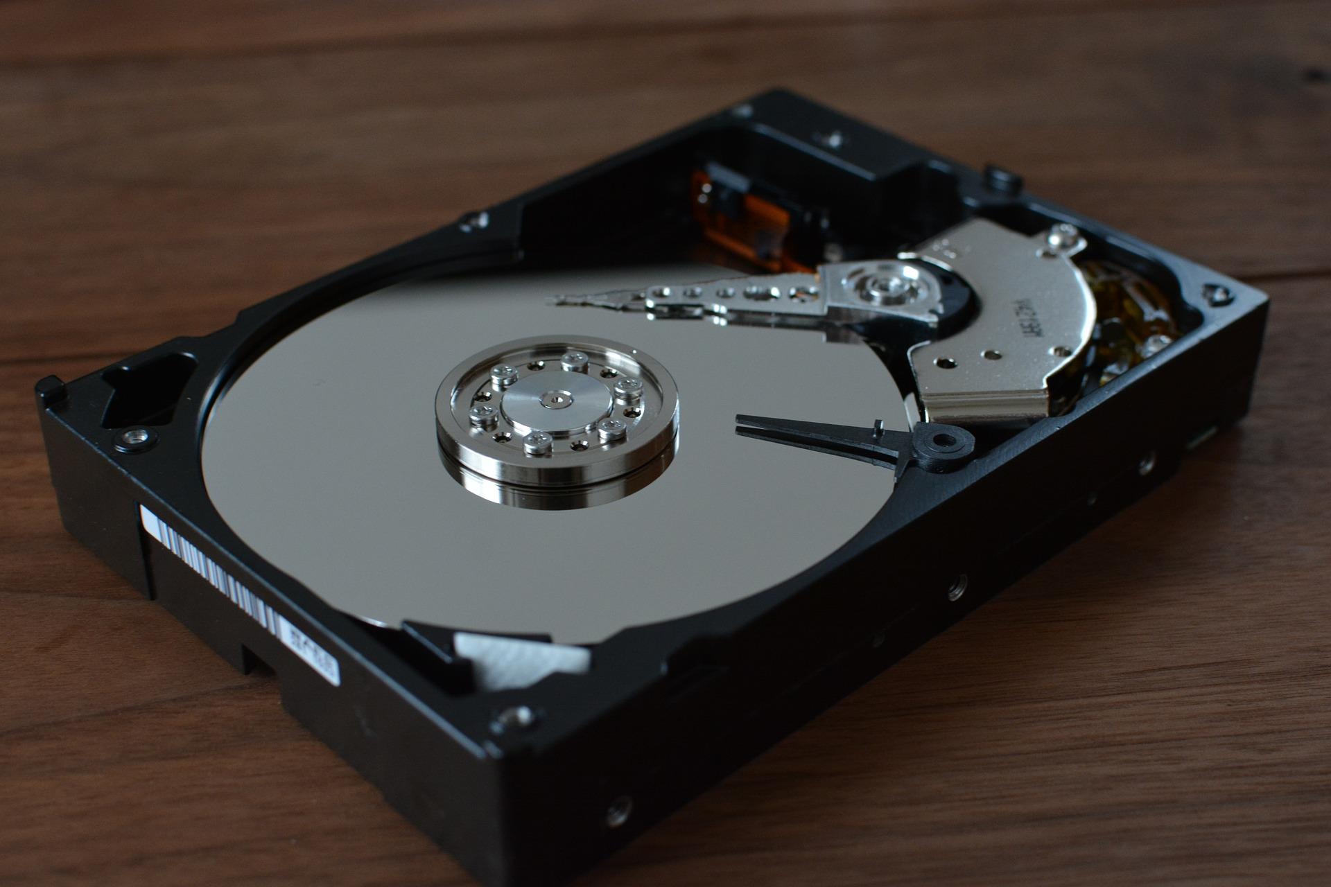 Festplatte abgestürzt! Und jetzt?