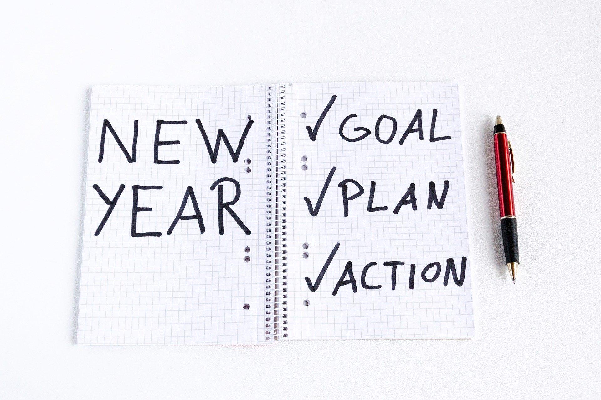 Neues Jahr, Neues erleben, Neues austesten!