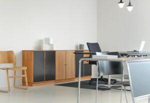 Minischrankwände liefern einen ästhetischen und praktischen Nutzen